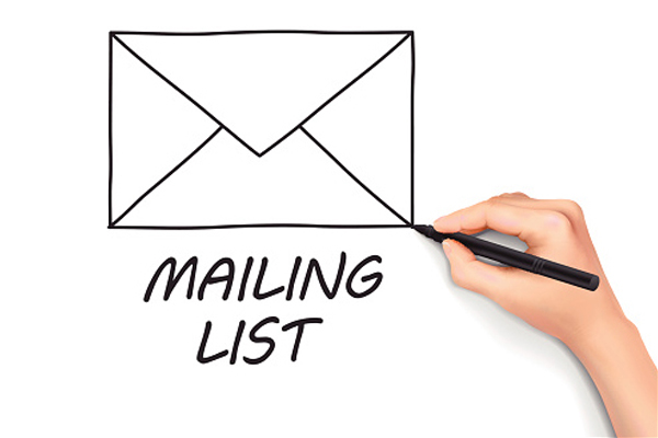 ruzow-mailing list