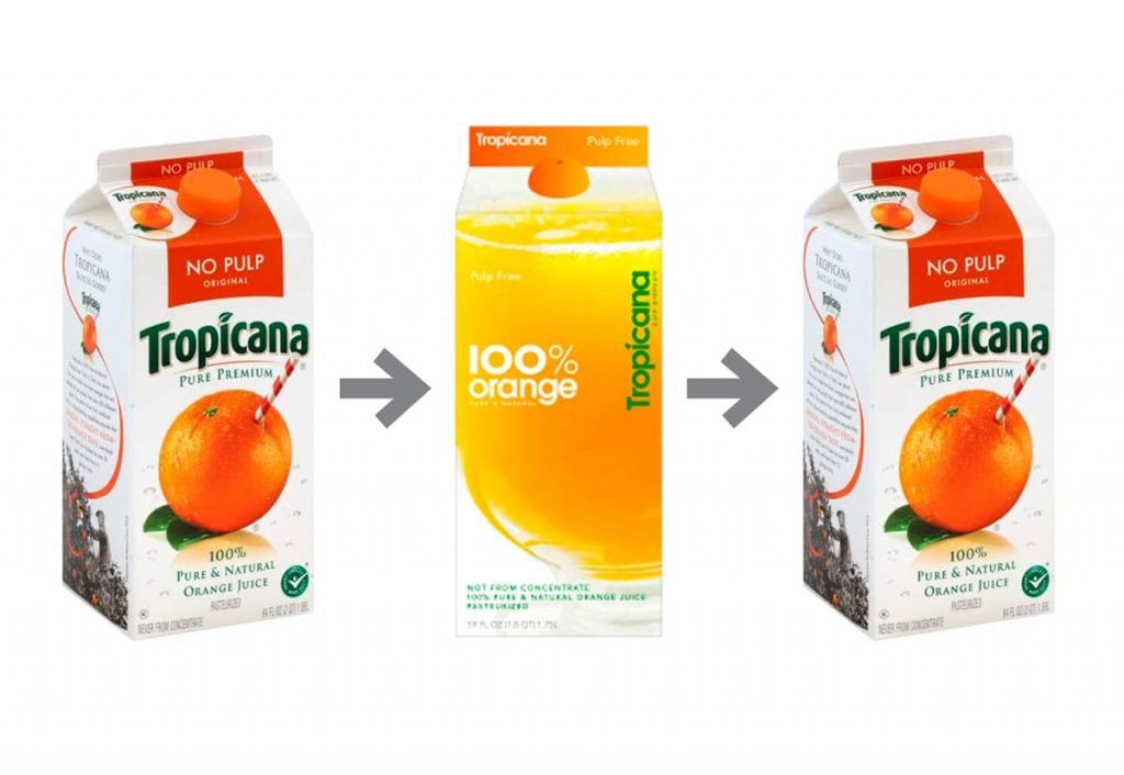rebrand fail, tropicana